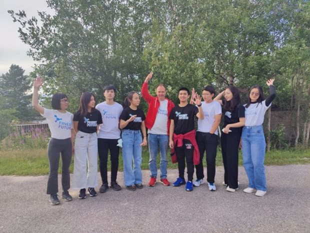 Phần Lan cấp học bổng cho học sinh trung học phổ thông Việt Nam