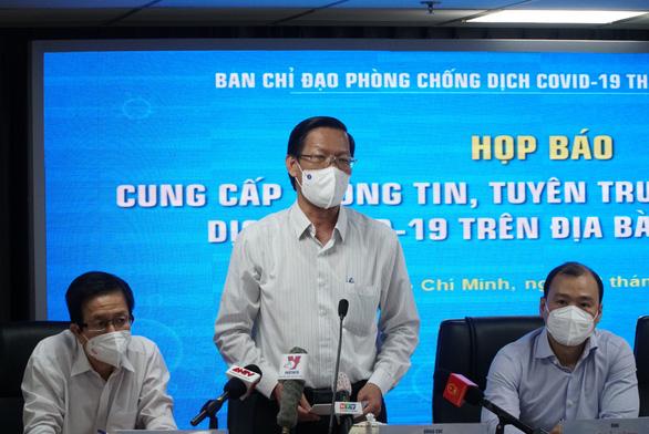 Nhà cầm quyền Cộng sản tài Sài Gòn tiếp tục phong toả thành phố đến hết tháng 9 vì chưa đạt tiêu chí giảm dịch