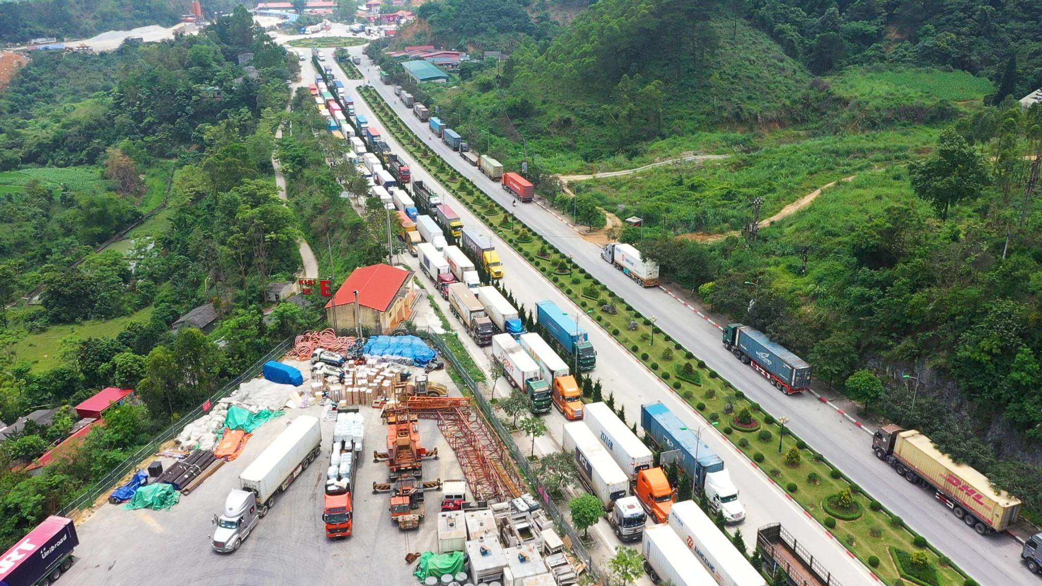 Nông sản Trung Cộng được tăng cường nhập cảng về Việt Nam trong khi hàng nội địa tràn ngập không được bán
