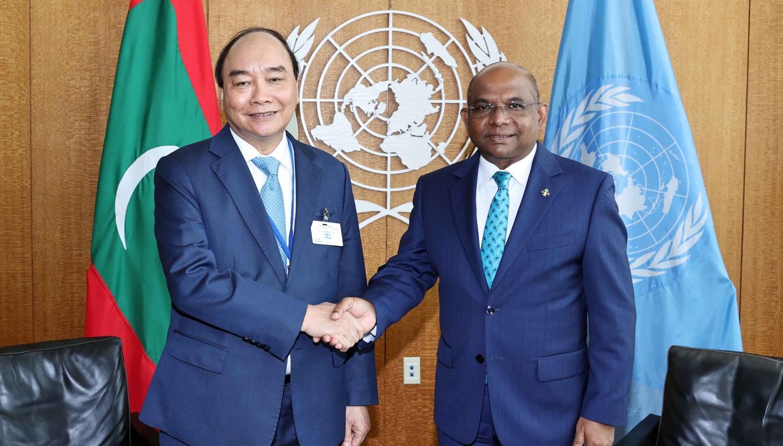 Ông Nguyễn Xuân Phúc 'cầu xin' Liên Hiệp Quốc hỗ trợ vaccine cho Việt Nam được tiêm rộng rãi