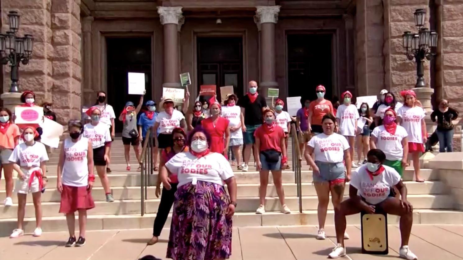 Tổng Thống Joe Biden khuyến cáo luật cấm phá thai của Texas sẽ gây hỗn loạn vi hiến