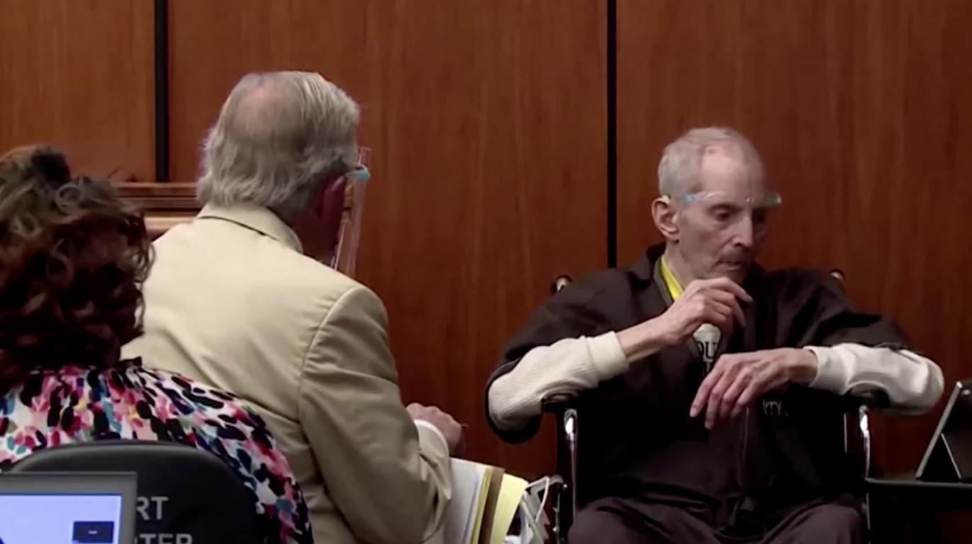 Triệu phú Robert Durst bị kết tội giết người tại Los Angeles