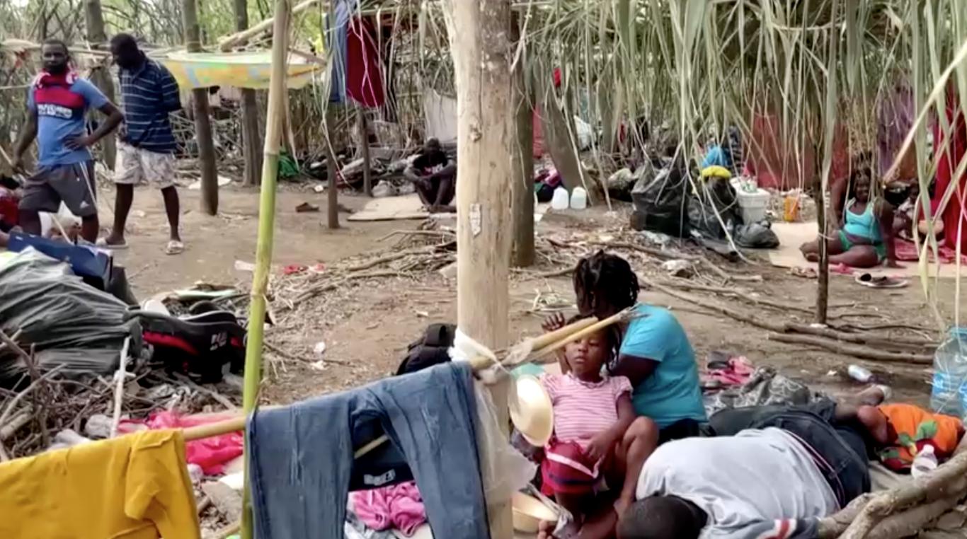 Nhiều người di dân Haiti được thả vào Hoa Kỳ