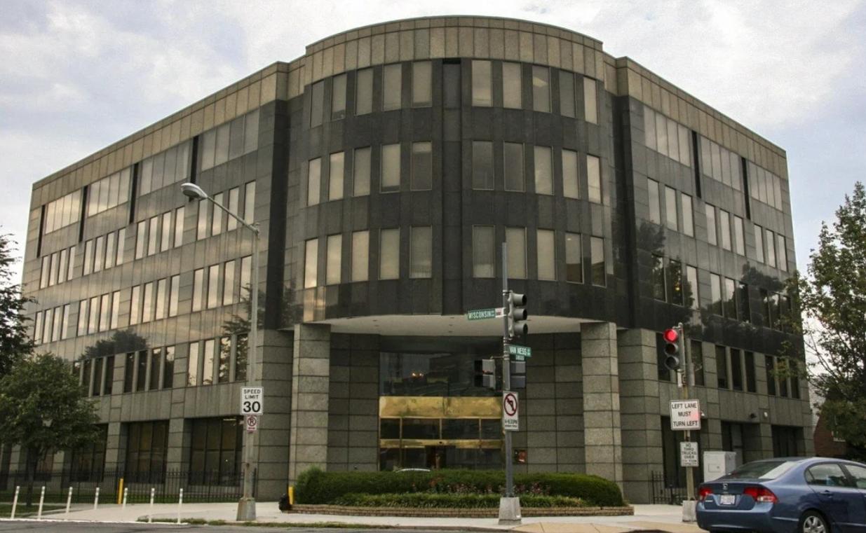 Bắc Kinh khuyến cáo Washington không cho phép Đài Loan đổi tên tòa đại sứ