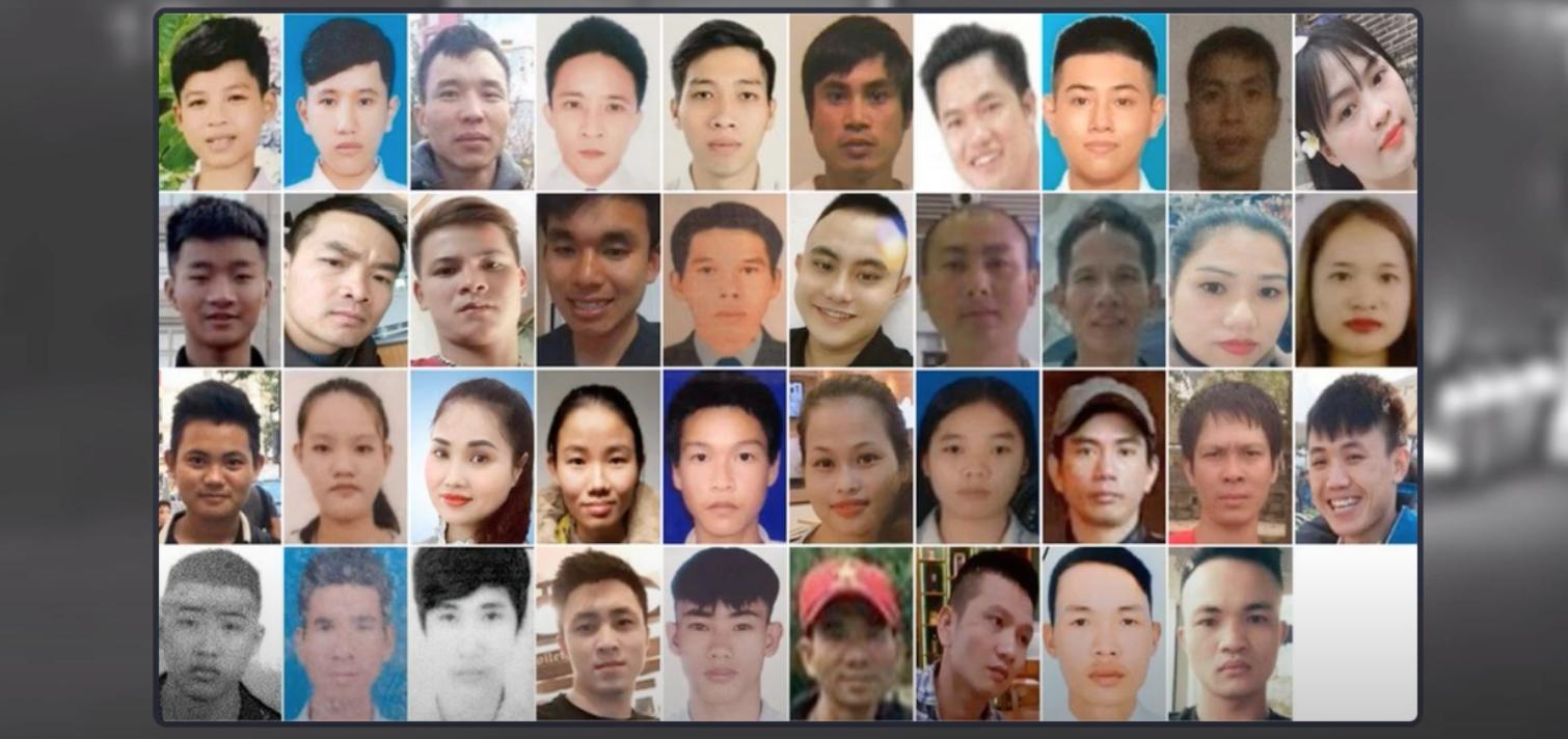 BBC Two phát sóng bộ phim tài liệu về vụ án liên quan đến cái chết của 39 người di dân Việt Nam ở Anh Quốc